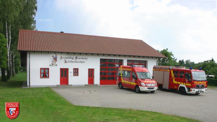 Feuerwehrgerätehaus Reichenkirchen